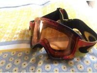 Oakleys Ski/Snow goggles