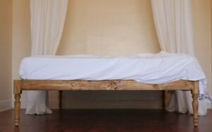 In Search Of .... Antique panel bed frame.