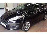 Ford Fiesta 1.0, 1.2, 1.4, EcoB 125 TITANIUM X BLACK, 5dr FROM £45 PER WEEK!