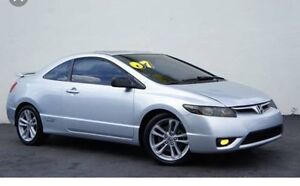 Looking for a Honda Civic Si