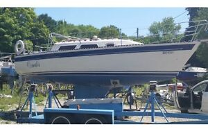 1985 Aloha 27 For Sale...MUST GO!!