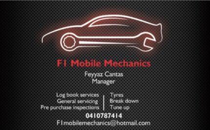 Mobile Mechanic Sydney- F1 Mobile Mechanics