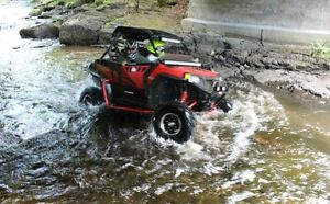 Polaris RZR XP 900 2012 trade for full size truck