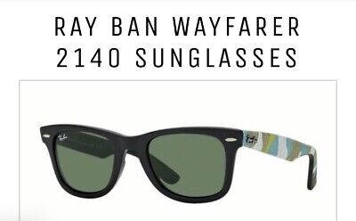 LENSES ONLY!! Replacement Lenses for Ray Ban RB2140 Wayfarer Solid G15, Size (Ray Ban Wayfarer 2140 Sizes)