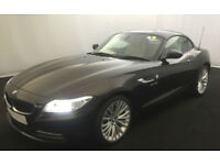 Brown BMW Z4 2.0 Petrol Auto 2014 sDrive20i FROM £77 PER WEEK!