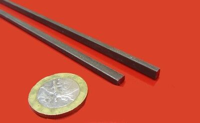W1 Tool Steel Bar 18 Thick X 316 Wide X 36 Length 2 Piece