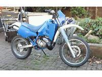 Suzuki ts 125 r tsr 2 stroke 125cc not rm