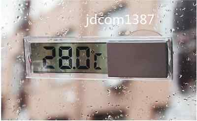 Mini Indoor Car Lcd Digital Display Room Temperature Meter Thermometer