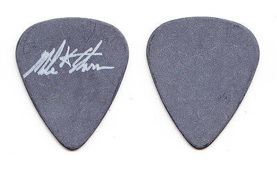 Alice in Chains Mike Starr Signature Single-Sided Guitar Pick - 2009 Sober House