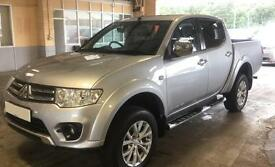 Mitsubishi L200 Challenger FROM £51 PER WEEK!