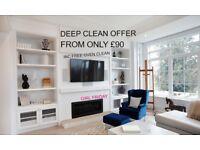 Deep Clean Deal !!