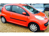 Citroen C1 1.0i Rhythm GUARANTEED FINANCE payments between £16-£32