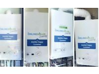 BOILERS SUPPLIED & INSTALLED For £995! FREE REMOTE + FLUSH!SUMMER SALE-Gas Engineers. Combi Boiler