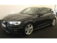 Audi A3 S Line FROM £72 PER WEEK!