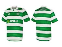 Glasgow Celtic home shirt 2016-17 new with tags - size Large