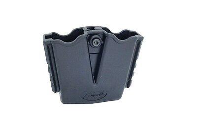 Fma Xd Gear Magazine Pouch For Xdm (belt Type) Bk For Plastic Pa599