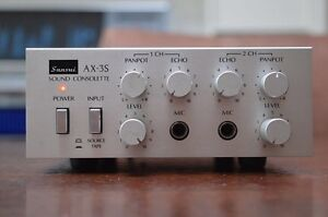 Wanted: Sansui AX-3S