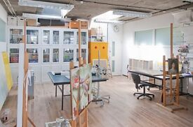Light Studio/Office - 319, Netil House, Hackney, Shoreditch, East London E8