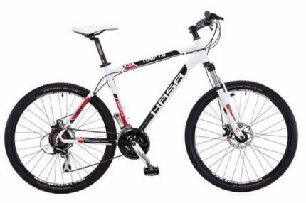 """2014 Mountain Bike Full Sram 24 Speed With Lockout Fork 19"""" Manly Manly Area Preview"""