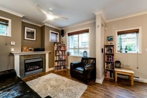 Dog friendly, two-bedroom condo with private garden