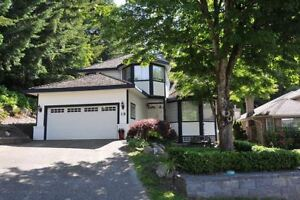 Basement suite for rent in the prestigious Heritage Mountain