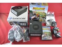 Nintendo Gamecube with 11 Games - Zelda, Mario and many more!