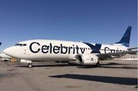 Celebrity adds Thunder Bay departure. Fun in The Sun Holidays