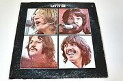 Beatles Let It Be LP
