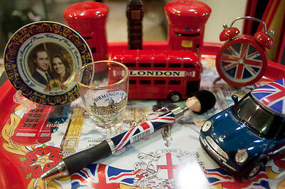 Some most selling London and UK souvenirs