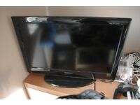 32 inch freeview tv with remote