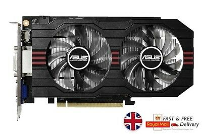 ASUS GeForce GTX 750 Ti (2048 MB) Overclocked (GTX750TI-OC-2GD5) Graphics Card