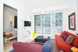 King St W 1 Bedroom Furnished Utilities Included, Parking Avail