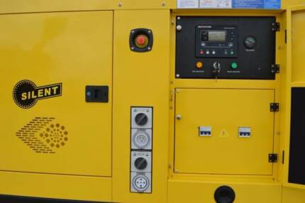 DIESEL GENERATOR 37.5KVA BRAND NEW DIESEL POWER FARMING BACKUP PO