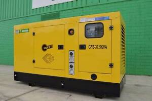 DIESEL GENERATOR 37.5KVA BRAND NEW DIESEL POWER FARMING BACKUP PO Campbellfield Hume Area Preview
