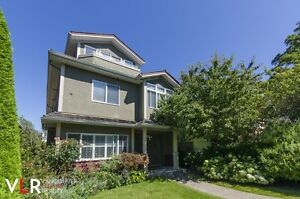 4 Bedroom Family Home in Dunbar/West Point Grey