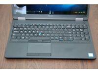 Dell e5570 15.6 inch FHD - i5 - 2 TB SSHD - 8 GB DDR4 Ram - 1080p like macbook laptop