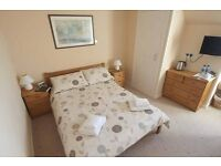 stylish double room in St James Park