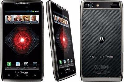 Motorola Droid Razr Maxx XT912M 16GB Black Verizon Smartphone