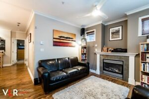 Beautiful, furnished two bedroom condo
