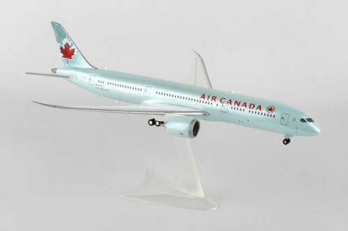 Airplane Air Canada Boeing 787-9 DREAMLINER Diecast Model Aircraft