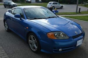 2004 Hyundai Tiburon Coupe NEW LOW PRICE
