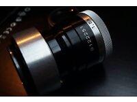 Isco Gottingen Iscomorphot 1.5x anamorphic lens