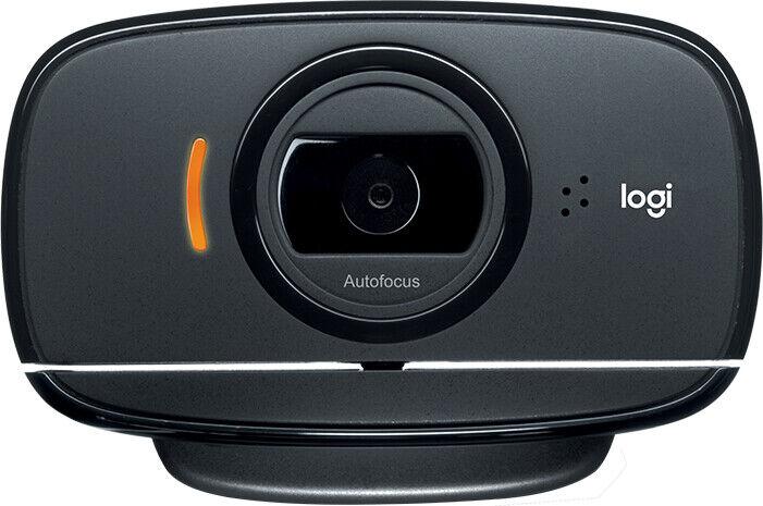 Logitech Webcam HD C525 Video Konferenzen Skype FaceTime Hangouts Home Office