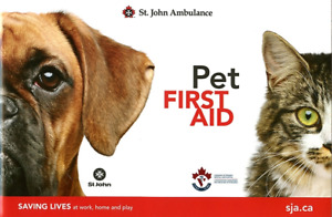 Pet First Aid with St. John Ambulance