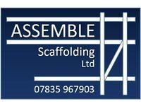 ASSEMBLE SCAFFOLDING Ltd (FREE QUOTE + 10% OFF)