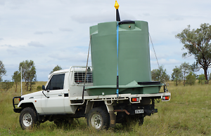 TANK + TROUGH COMBO as NEW never used 5000lt with level indicator Armidale Armidale City Preview