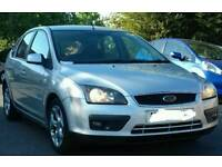 57/2008 ford focus 1.8 tdci zetec climate ideal family car/ daily driver swaps px try me