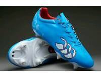 Canterbury Speed Club Rugby Boots Blue