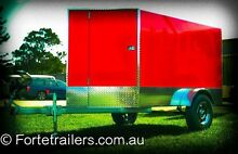 ENCLOSED TRAILER BRAND NEW! READY TO GO!! RC PLANE,GO-KART,ALL PURPOSE Dromana Mornington Peninsula Preview