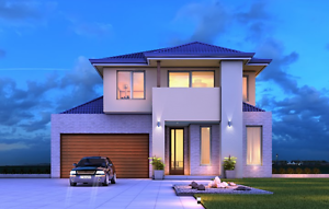 Keysborough 4 br+study, 2 bath, 26 sq house+405 sq land package. Melbourne Region Preview